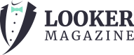 looker magazine logo footer